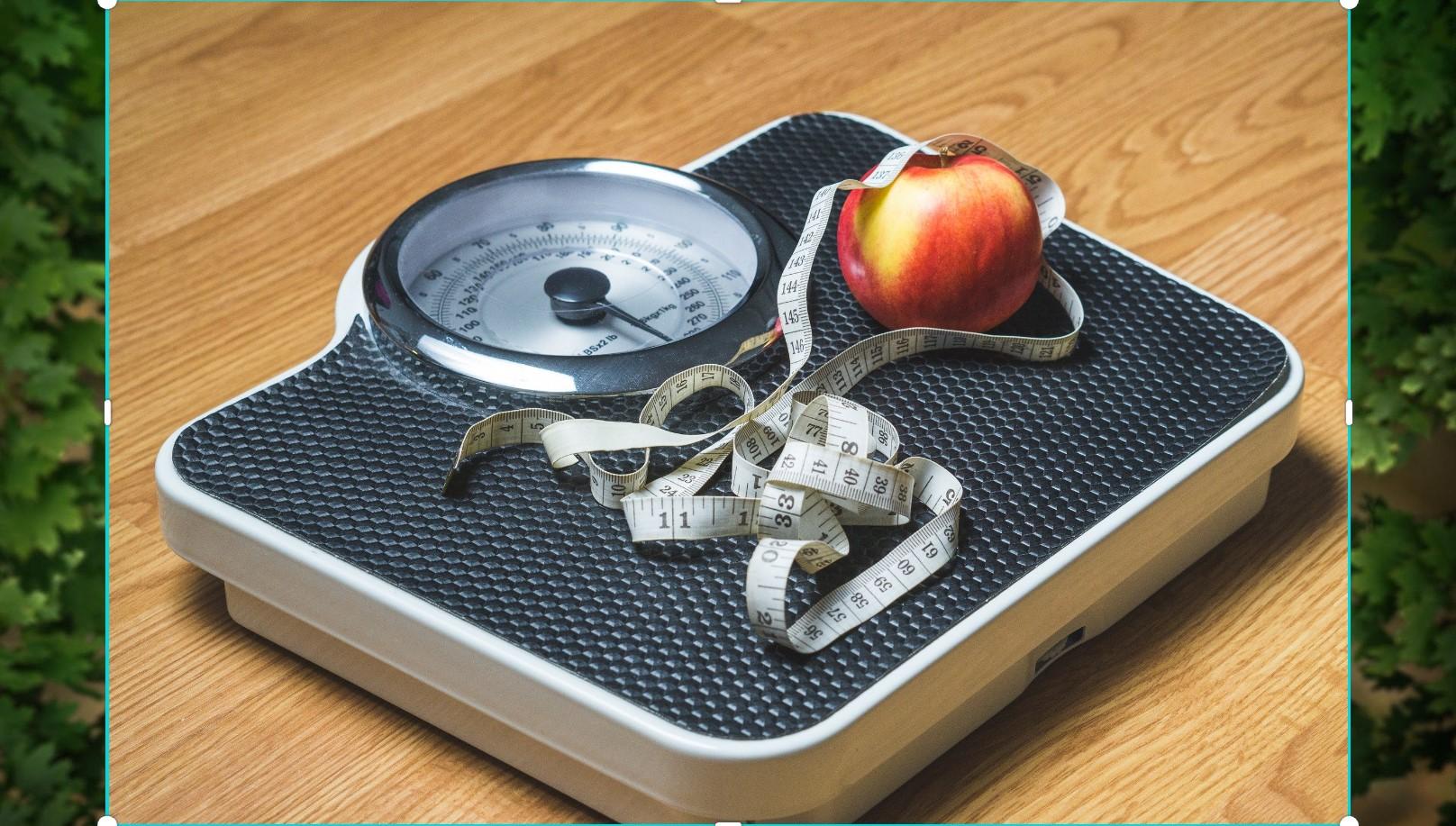 体重計の数値が増えたら「太った!」というわけではありません!