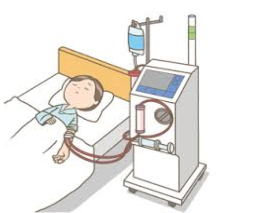 """""""透析"""" ~腎臓が悪くなると誰もが不安に思うこと~"""